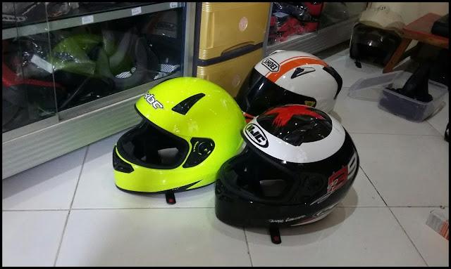Biaya Jasa Perbaikan Cuci Helm di Jogja Terbaik