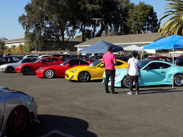 Team District 10's Annual Car Show & Breast Cancer Fundraiser.