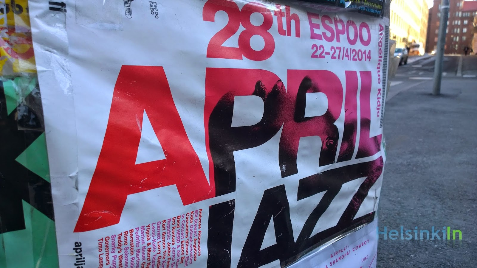 April Jazz in Espoo