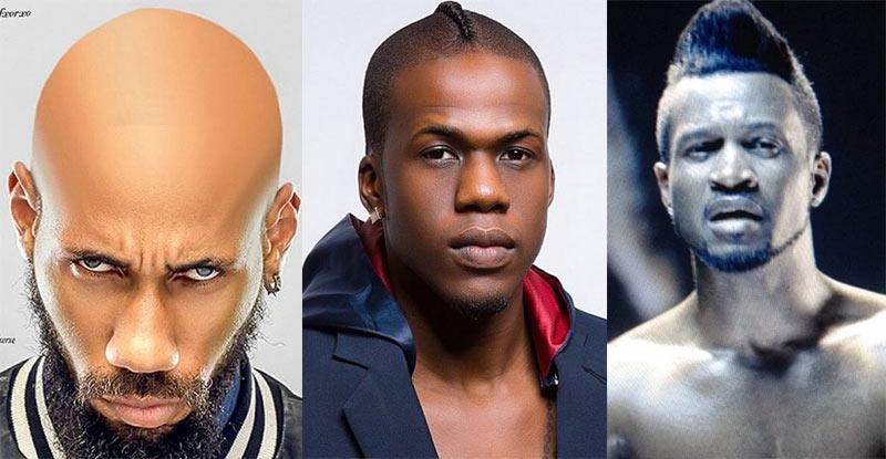 They stole my hairstyle - Ghana rapper Iceberg Slim slams Phyno, other Naija celebs