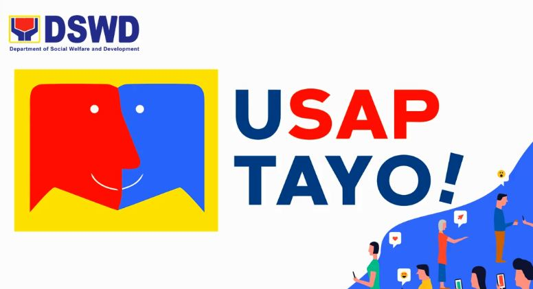 How to register at DSWD uSAPtayo website for SAP-related concerns