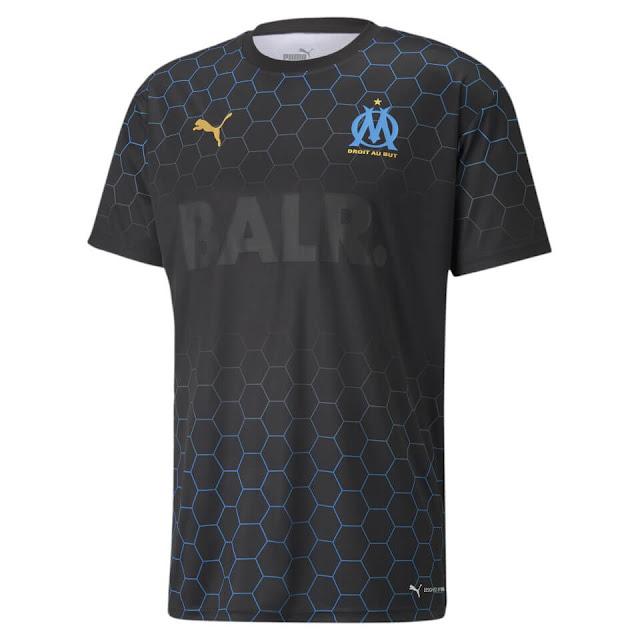 Olympique de Marseille Puma x BALR