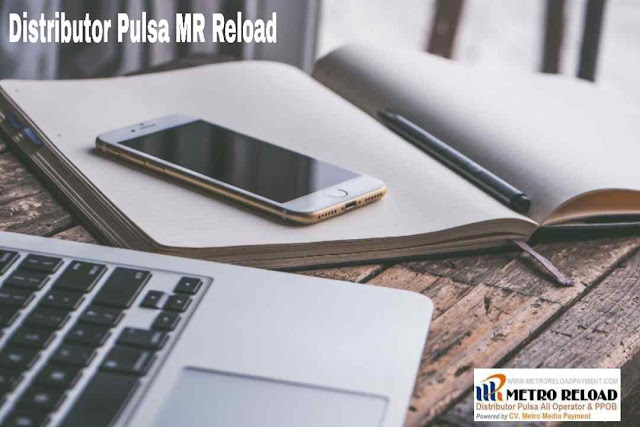 Distributor Pulsa MR Reload