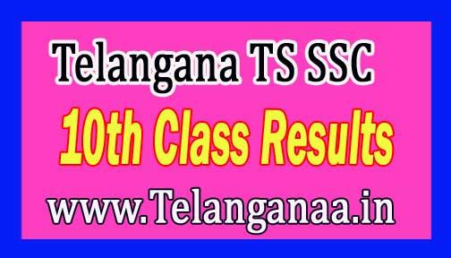 Telangana TS SSC 10th Class Results 2017