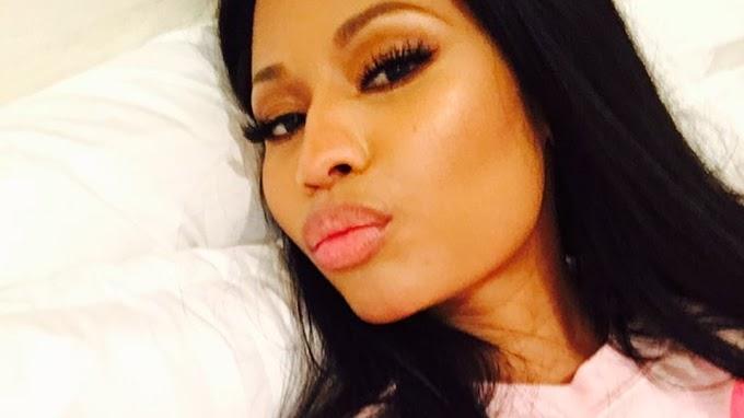 Nicki Minaj: Möge seine Seele im Paradies ruhen