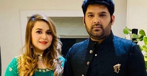 कॉमेडियन कपिल शर्मा दूसरी बार पिता बने हैं, पत्नी गिन्नी ने बेटे को जन्म दिया