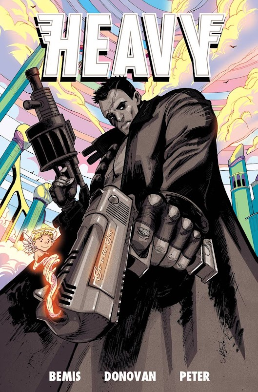 Cover of Heavy #1