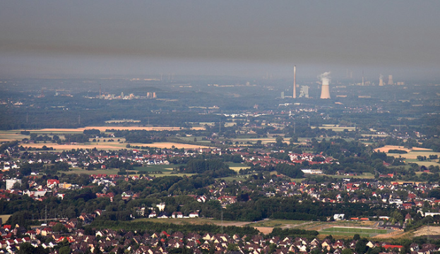 Pollution in Germany