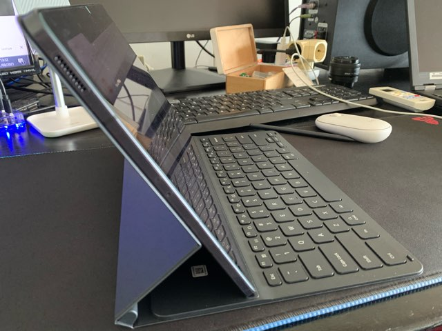 Cover Keyboard Samsung Tab S7 FE