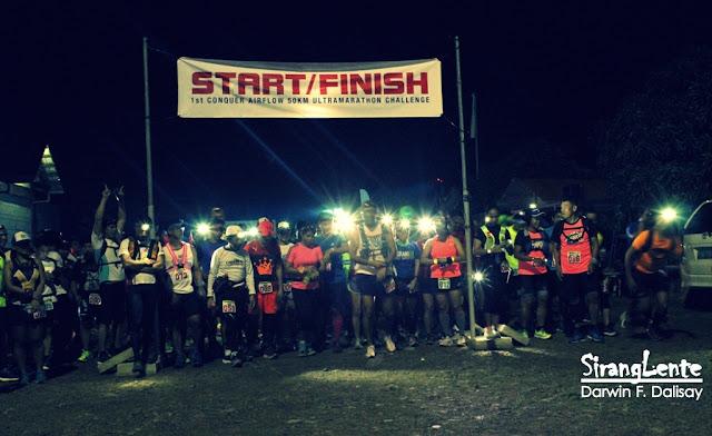 Conquer Ultramarathon