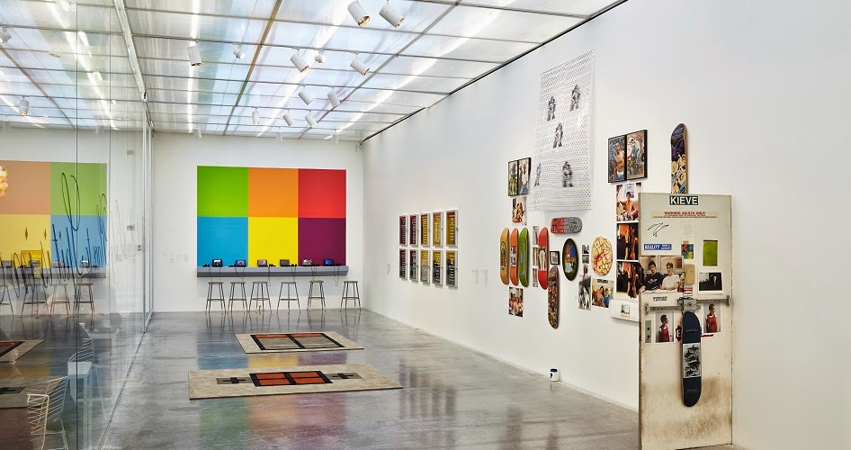 The New Museum of Contemporary Art em Nova York