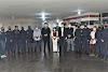 Secretário de Segurança Pública Jefferson Portela recebe prefeito, vereadores e guardas municipais de Santa Inês em São Luís.