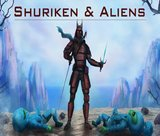 shuriken-and-aliens
