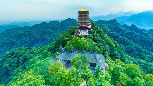 ภูเขาชิงเฉิง (Mount Qingcheng: Qingcheng Mountain: 青城山)