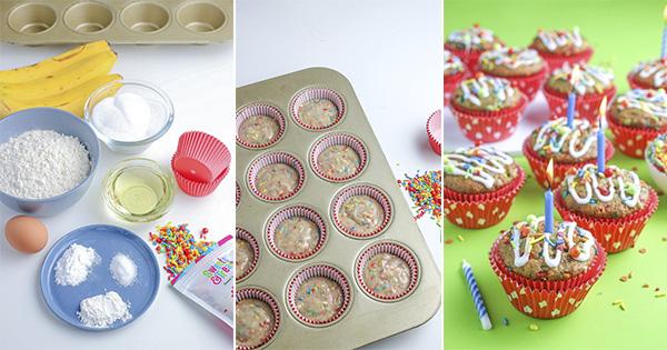 Coloridos, creativos y deliciosos.