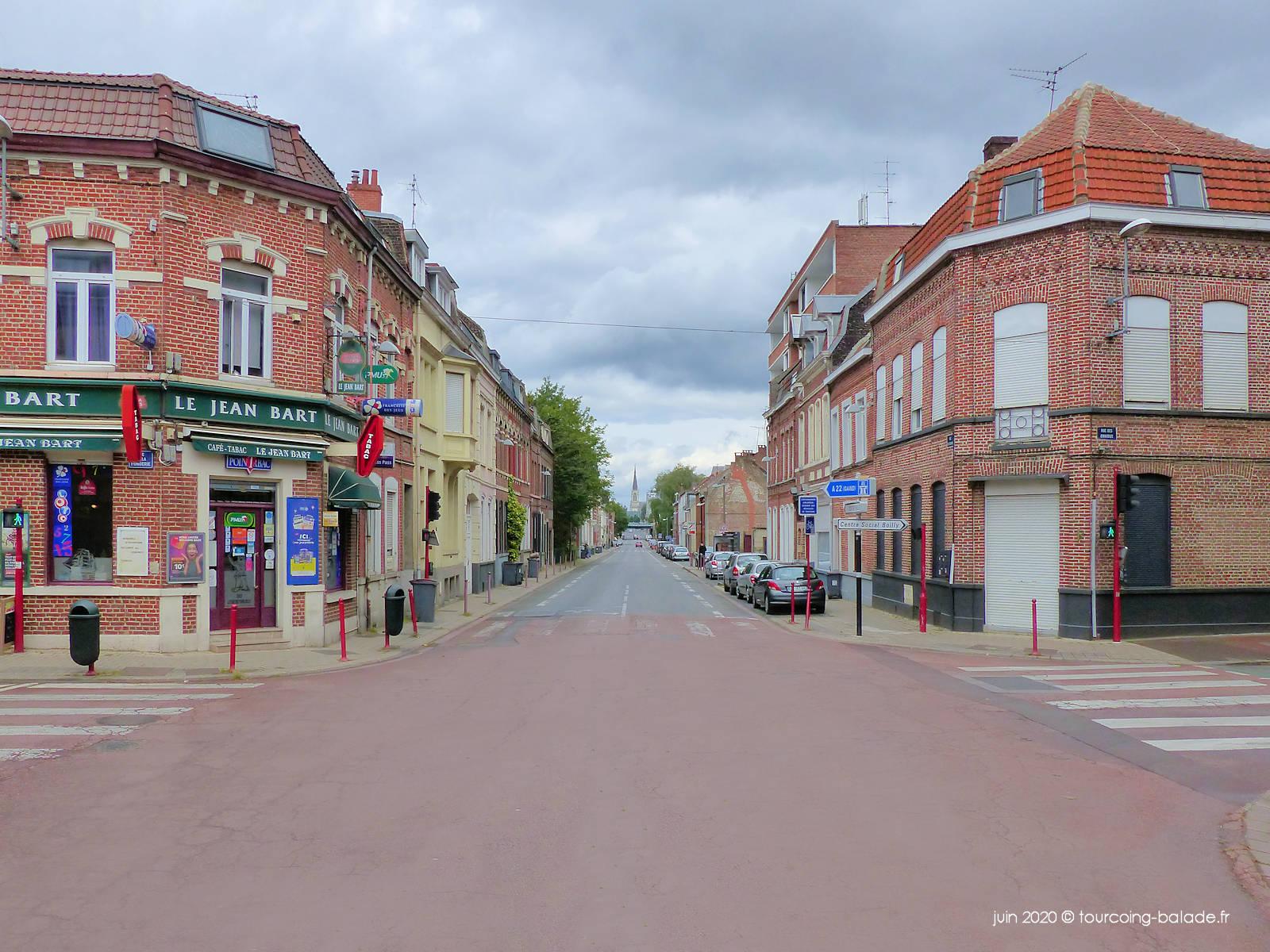 Rue de Roubaix, Tourcoing 2020