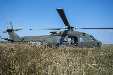 esercitazione aeromobile brigata friuli