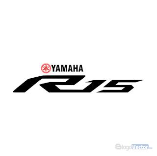 YAMAHA R15 Logo vector (.cdr)