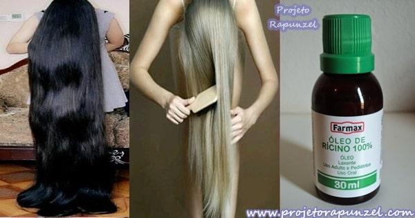 método da inversão capilar para o cabelo crescer mais rápido