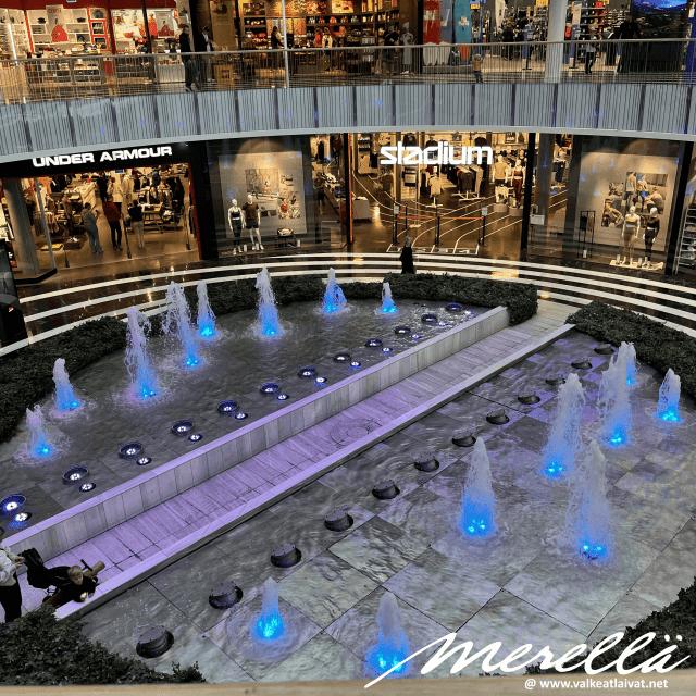 Mall of Scandinavia - kokemuksia