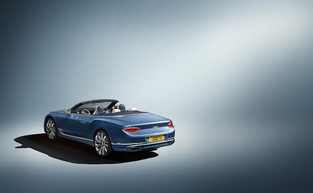 Bentley Continental GT Mulliner Convertible