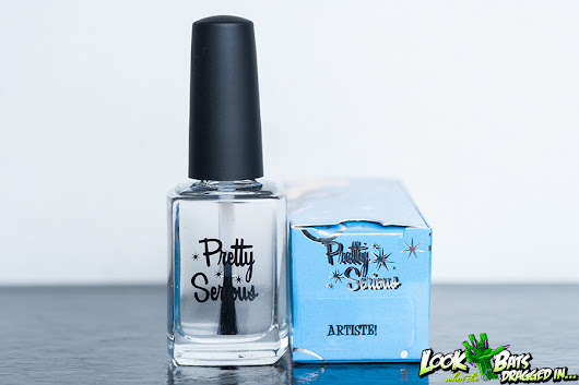 Review: Pretty Serious Artiste! top coat