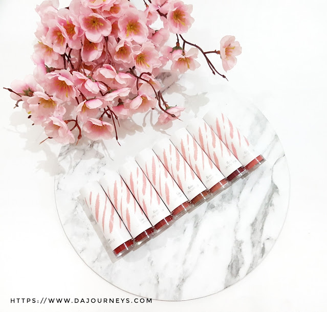 Review Fanbo Ultra Satin Lipstick All Shade