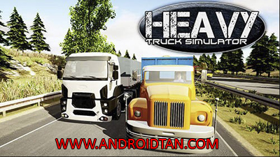 Heavy Truck Simulator Mod Apk + Data v1.940 Unlimited Money Terbaru