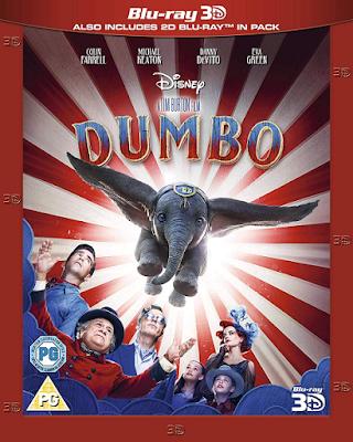 Dumbo  [2019] [3D] [BD25] [Latino]