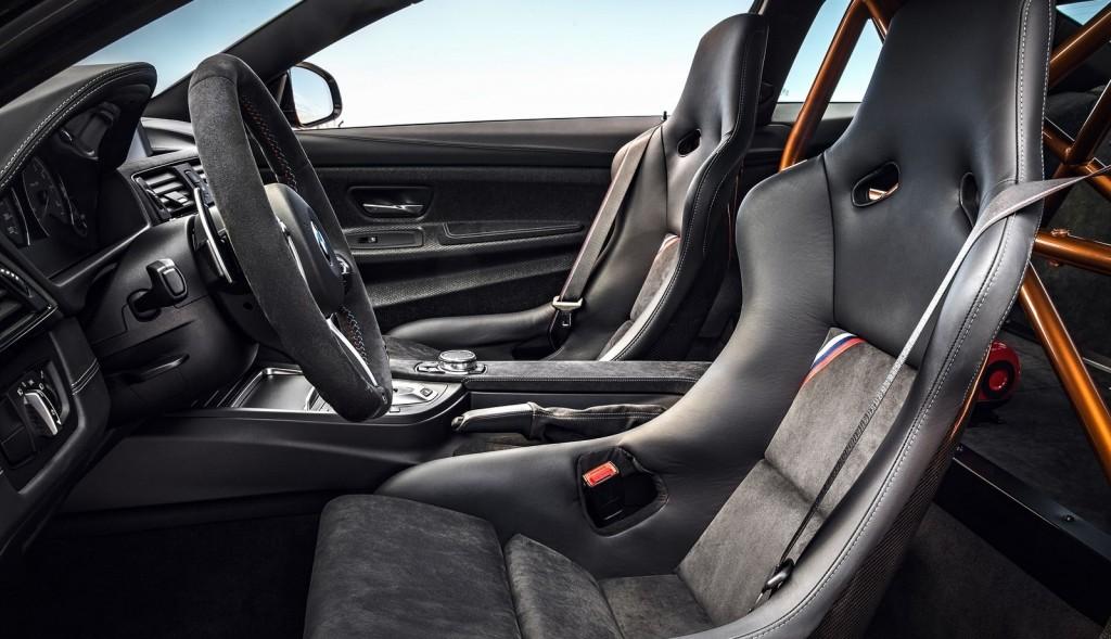 m4int2 Με τη Μ4 GTS, η BMW πέταξε το γάντι στη Giulia