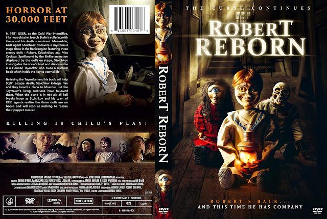 Robert Reborn DVD Cover