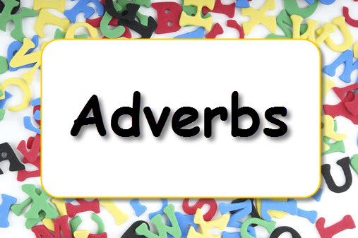 adverbs, english grammar