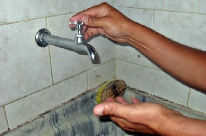 População reclama da falta de água na zona rural da cidade
