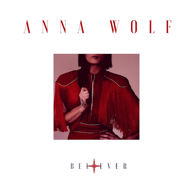 """Now I leave my past behind"" @RealAnnaWolf #AnnaWolf #AnnaWolfBeliever"