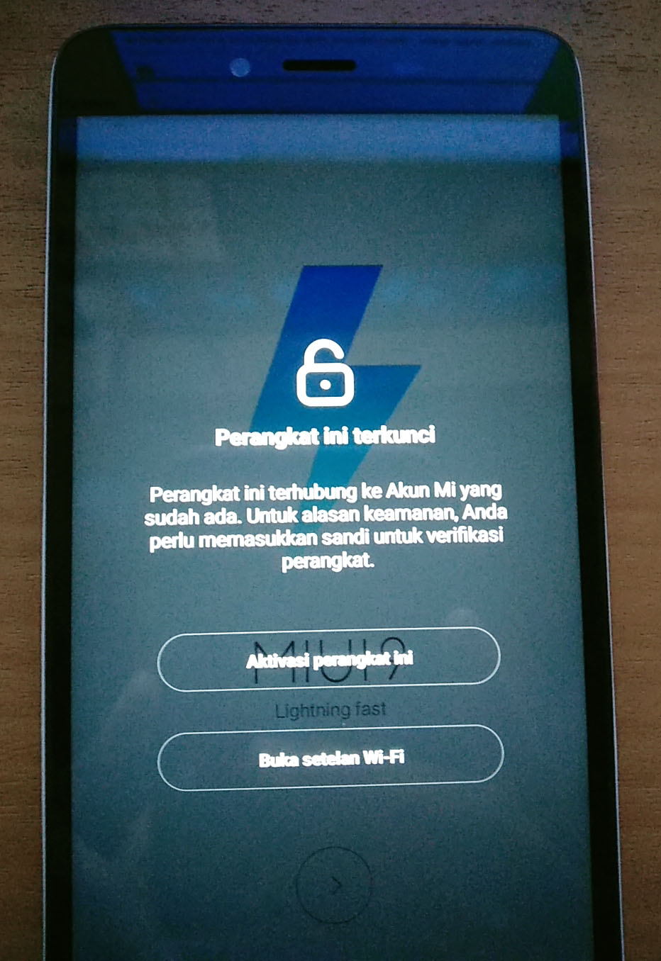 ByPass MI Cloud Redmi Note 2