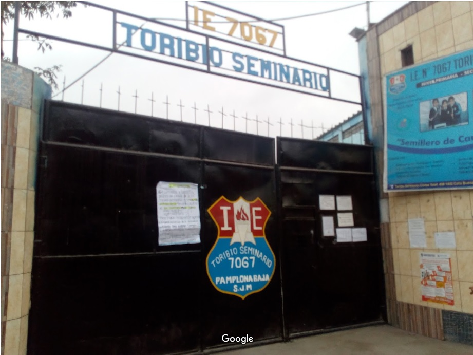 Colegio 7067 TORIBIO SEMINARIO - San Juan de Miraflores