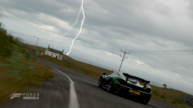 Forza Horizon 4 | Lightning | For Gamers Like Me