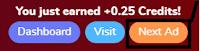 0.25 credits just click