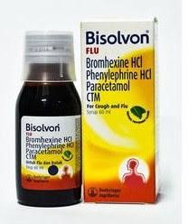 Harga Bisolvon Flu Obat Flu Manjur dan Efektif Terbaru 2017