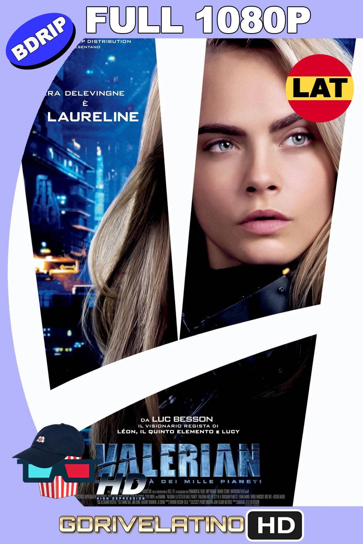 Valerian y la Ciudad de los Mil Planetas (2017) BDRip 1080p Latino-Ingles MKV