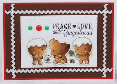 Peace ♥ Love and Gingerbread