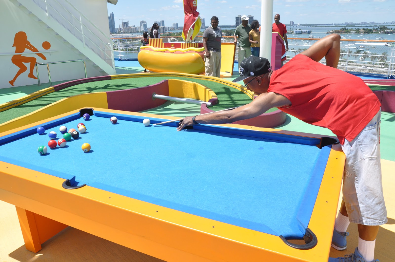 A GREAT EUROPE TRIP PLANNER: THE CARNIVAL BREEZE