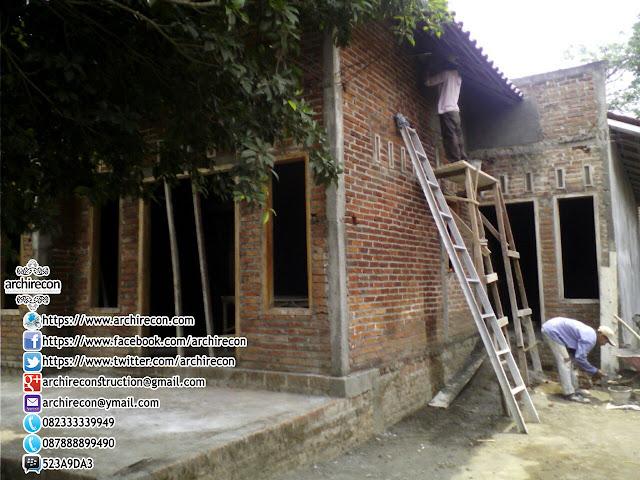 Renovasi Tampak Bangunan Minimalis - Bentukan Minimalis Tampak Samping
