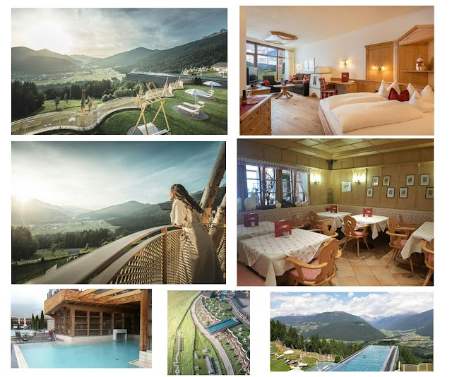 alpin panorama hotel hubertus Offer to book online at a cheap price