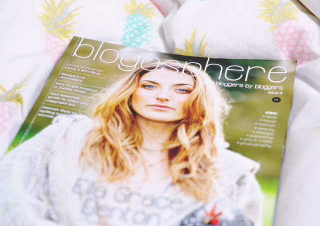Blogosphere Magazine Issue 9