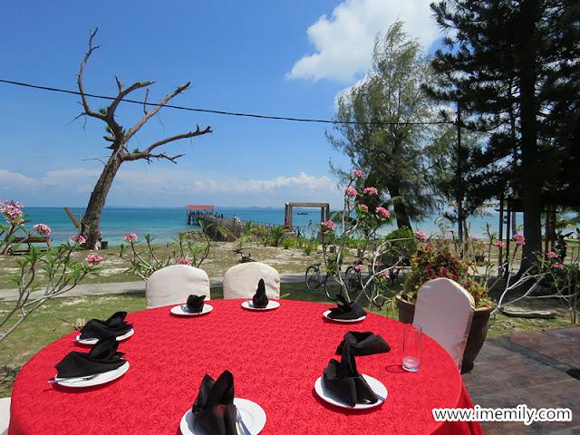 Pulau Besar Johor:
