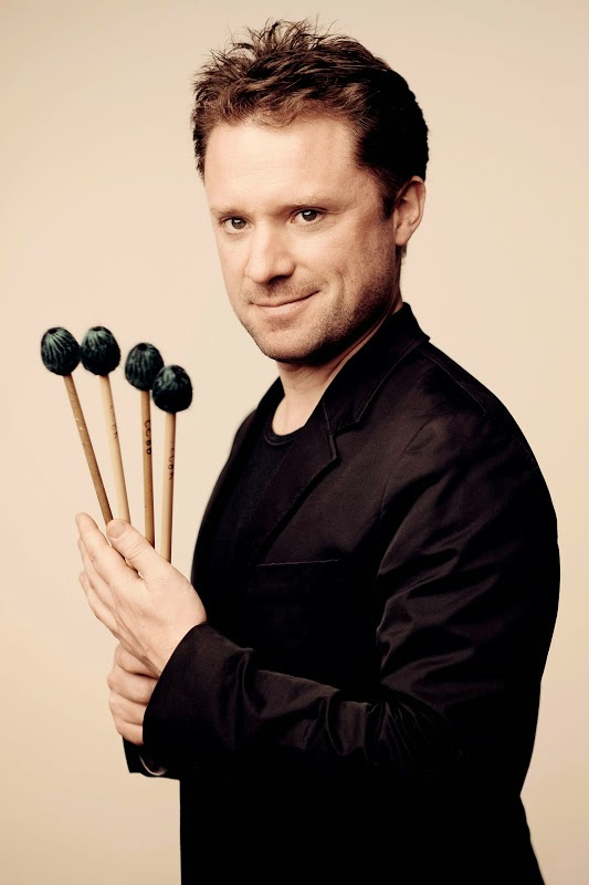 Colin Currie - photo Marco Borggreve