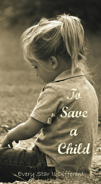 To Save a Child-One family's journey to saving their child with special needs.
