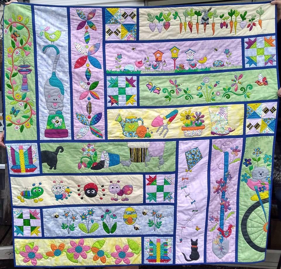 Village Books And Crafts: Shop Hop Quilts 2018