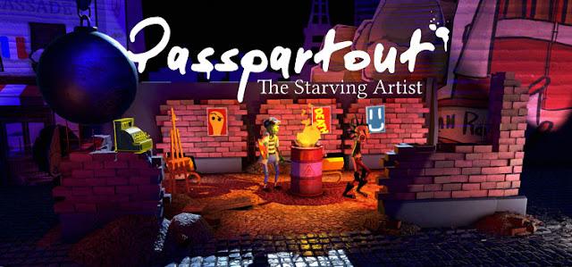 تحميل لعبة passepartout the starving artist